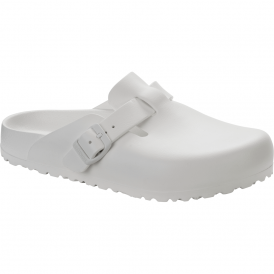 Birkenstock Boston EVA White 127133, the classic Boston clog but with a EVA twist