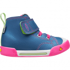 KEEN Infant Encanto Scout High Top Poseidon/Very Berry, easy on and off high top
