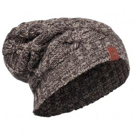 Buff Nuba Merino Wool Knitted Hat Nut, warm and soft merino wool hat
