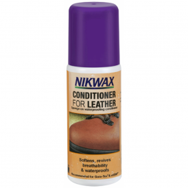 Nikwax Conditioner for Leather Sponge 125ml