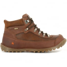 The Art Company Shotover 0166 Boot Brown, Laced up Art classic styling