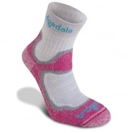 Bridgedale Women's Coolfusion Run Speed Trail Dusky Pink 303