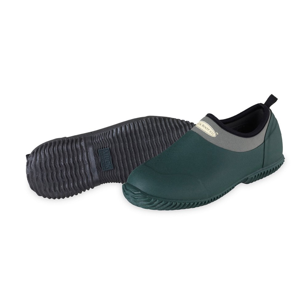 the muck boot company daily garden shoe green gardening