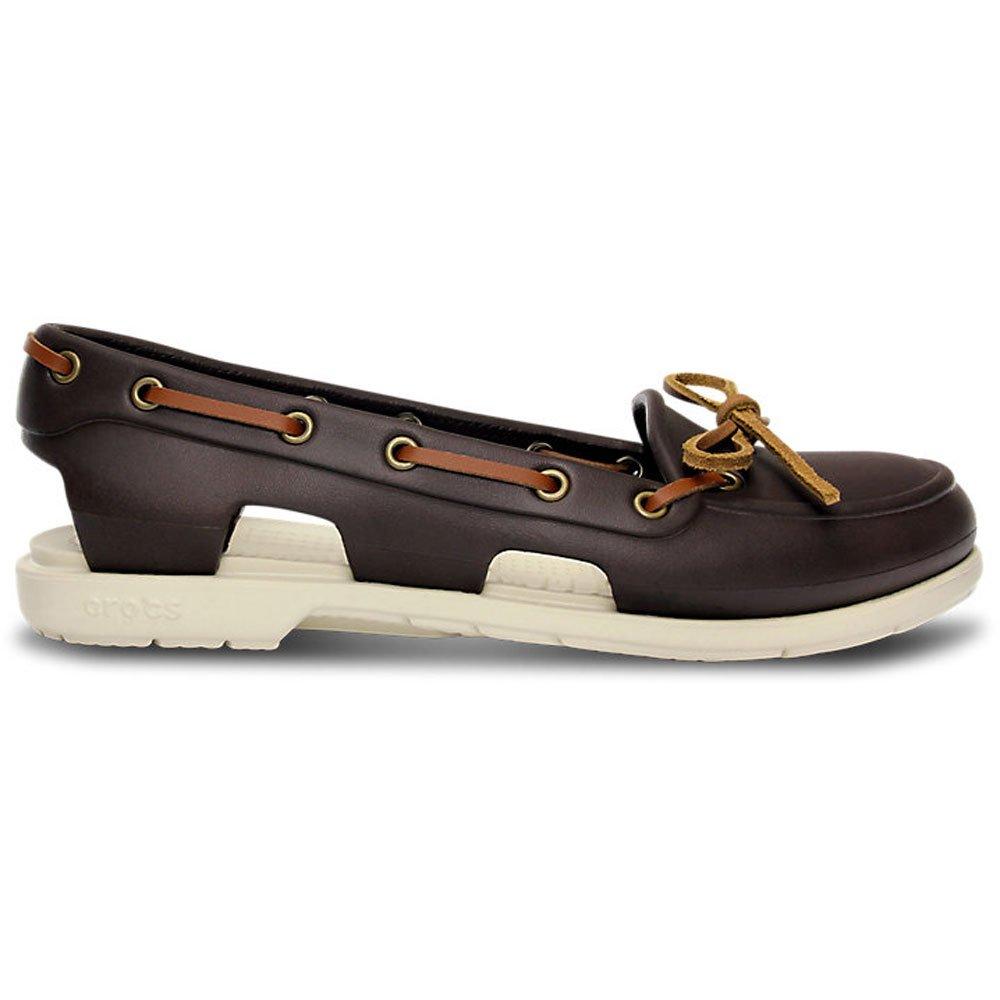 Crocs Womens Beach Line Boat Shoe