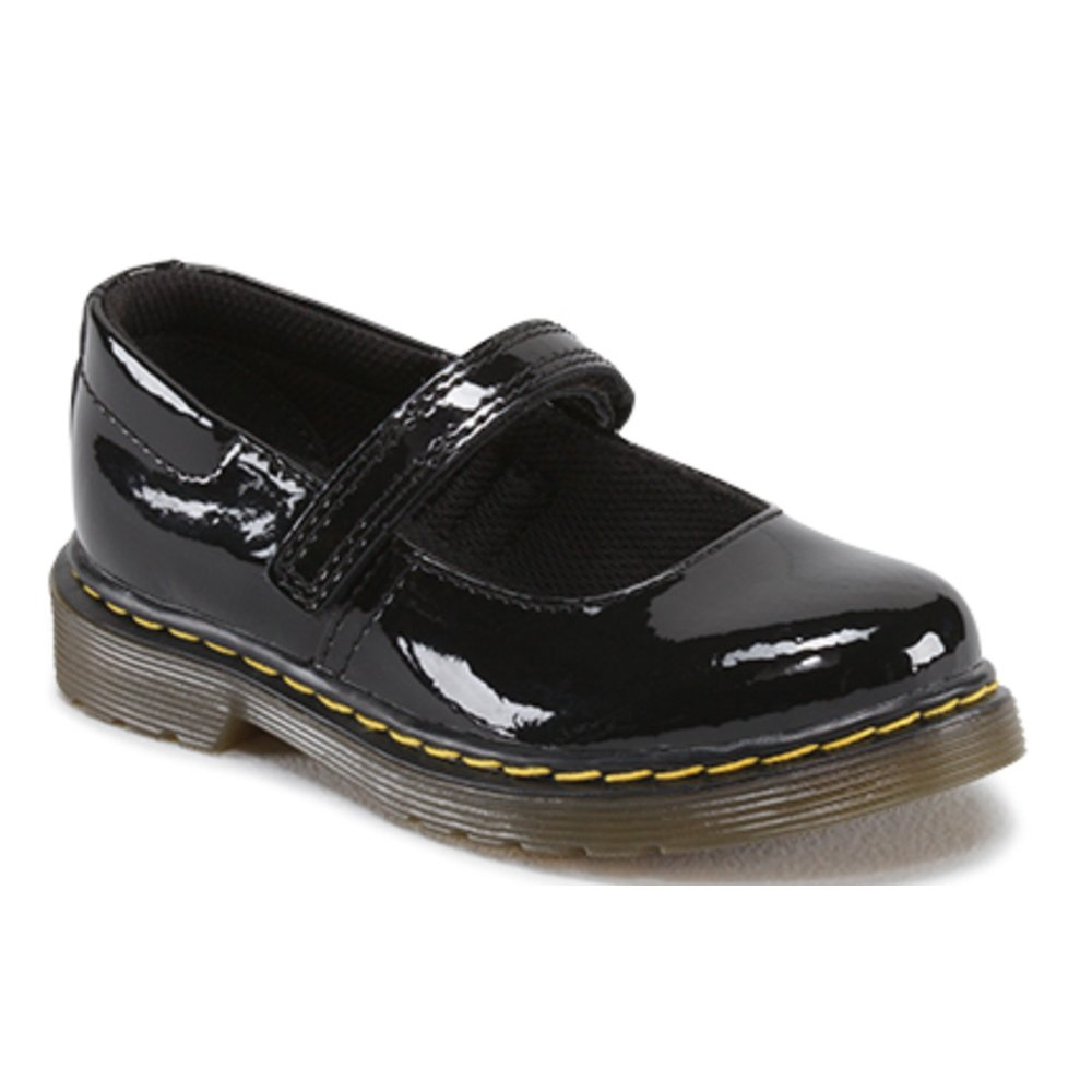 Vintage Dr Martens Patent Leather Mary Jane Shoes