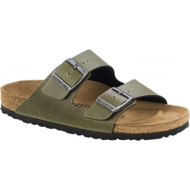 Birkenstock Arizona 1003151 Olive Narrow, Classic style sandal for cool comfort