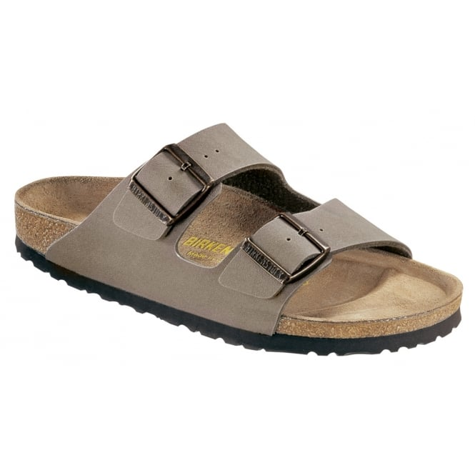 Birkenstock Arizona 151213 Stone, Classic style sandal for cool comfort NARROW