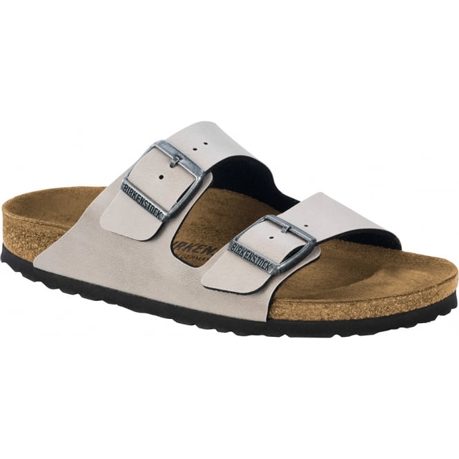 a5c4dfb40f8a9a Birkenstock Piazza Ice Pearl Onyx Slides For Girls