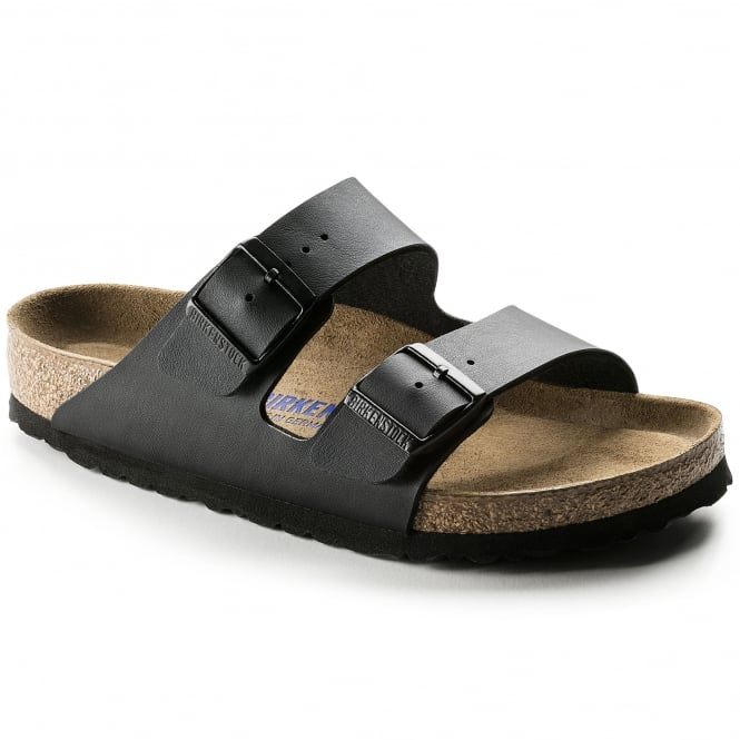 Birkenstock Arizona BF SF 551253 Black NARROW