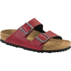 Birkenstock Arizona Bordeaux 1000176 Narrow, Classic style sandal for cool comfort
