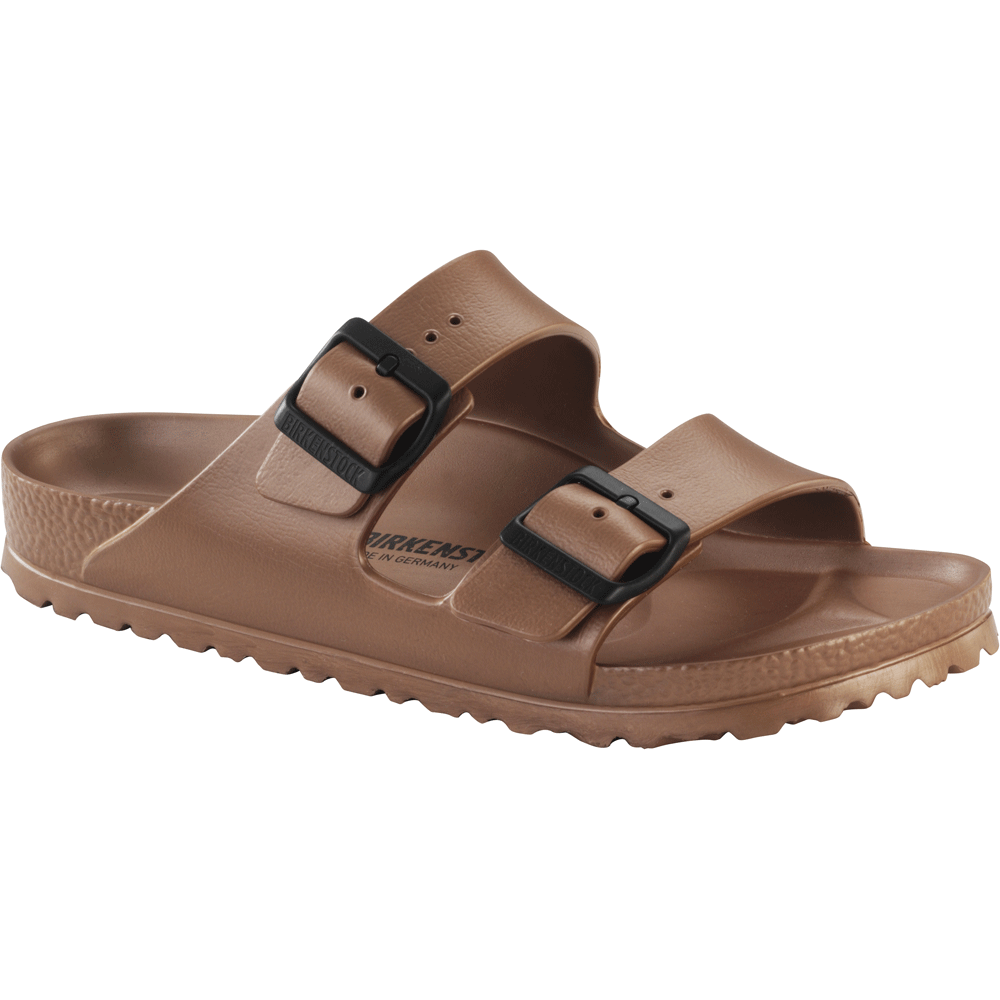 9268d5ed2b6 Birkenstock Arizona E V A 1001500 Metallic Copper NARROW - Women ...