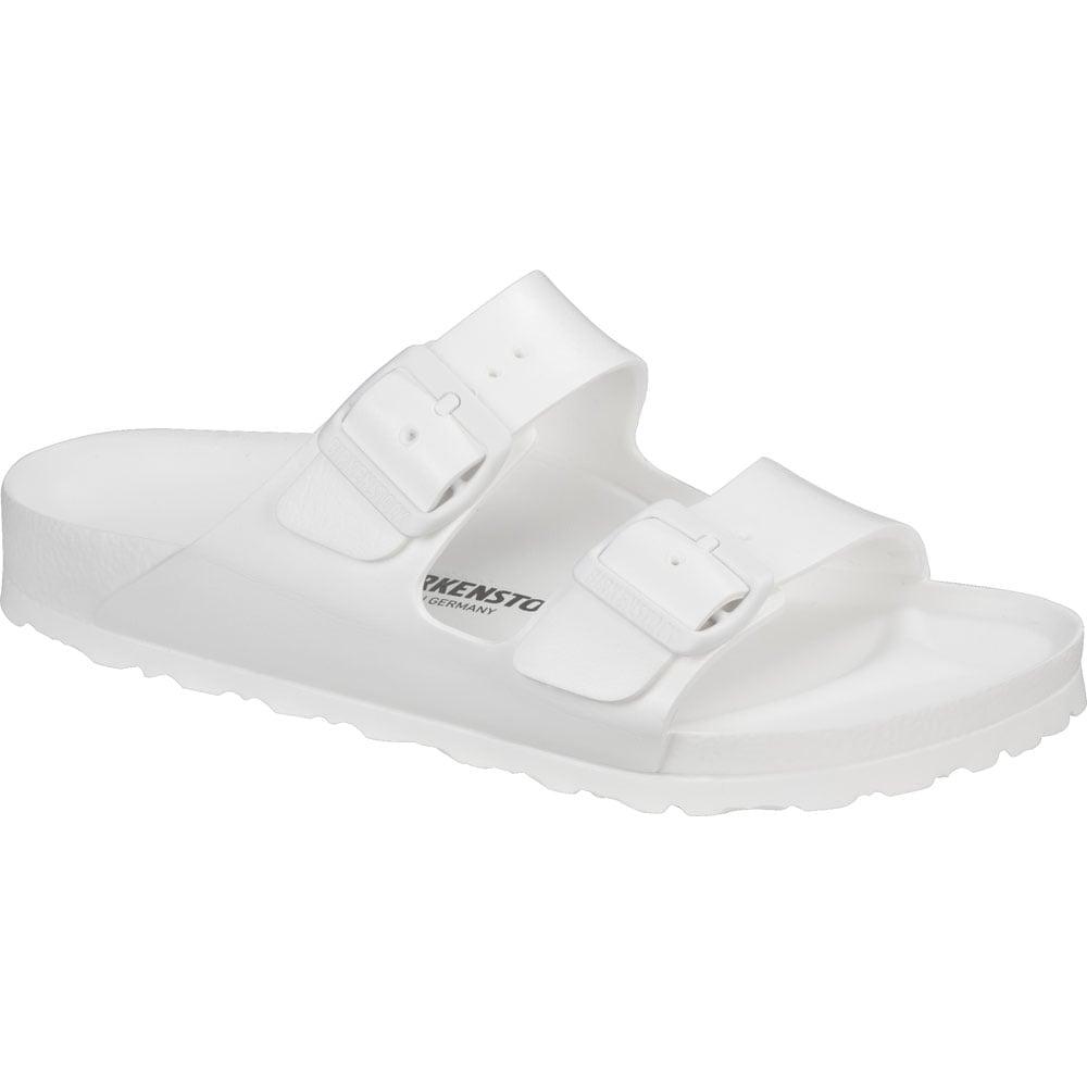 8f577226376 Birkenstock Arizona E V A 129443 White NARROW - Women from Jellyegg UK