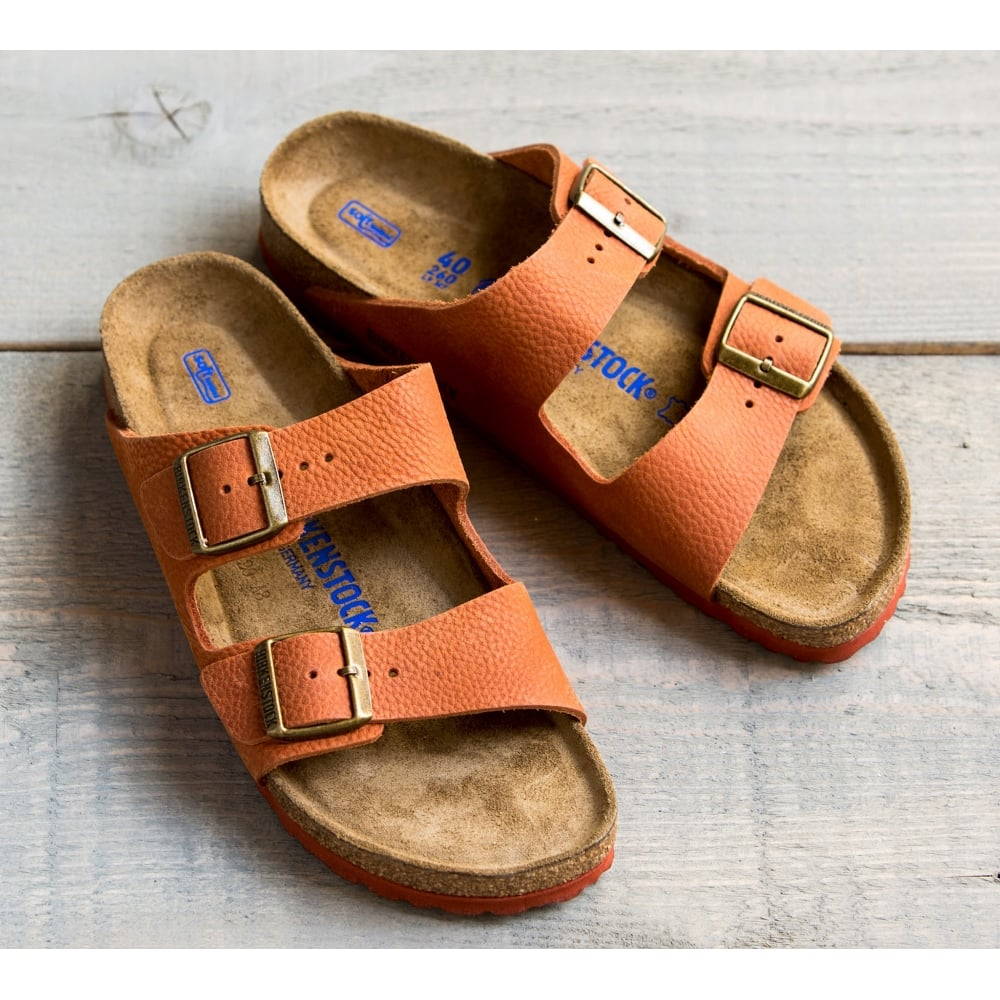 fb183dfaa Birkenstock Arizona NB SF 1008924 Steer Curry NARROW - Women from ...