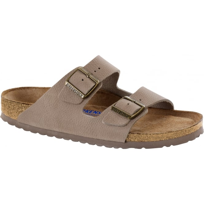 Birkenstock Arizona NB SF 1008928 Steer Taupe NARROW