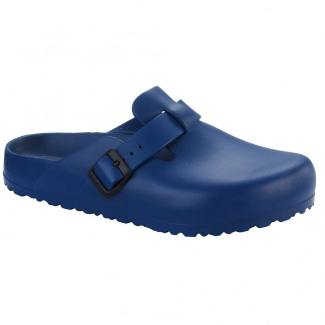 Birkenstock Boston EVA Clog Navy 1002316, the classic Boston clog but with a EVA twist