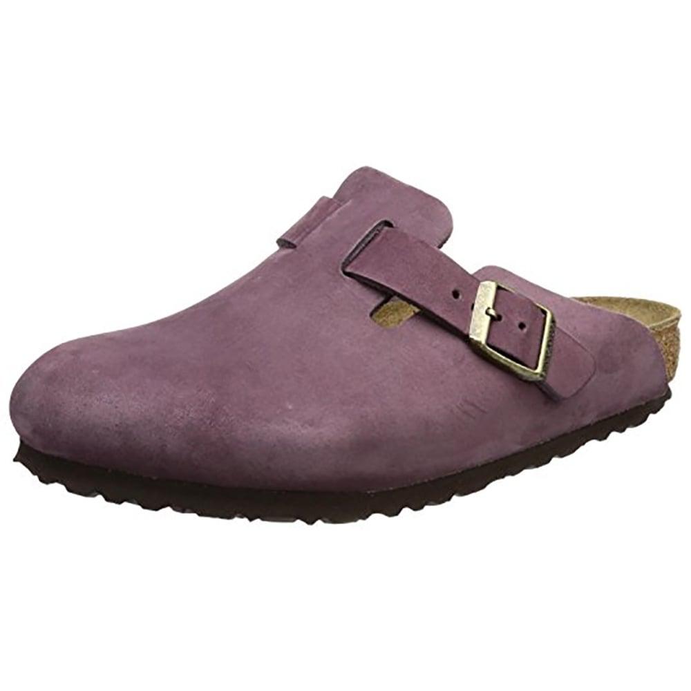 0203ea7e7641ff Birkenstock Boston NU Purple Haze 159961 REGULAR - Women from ...
