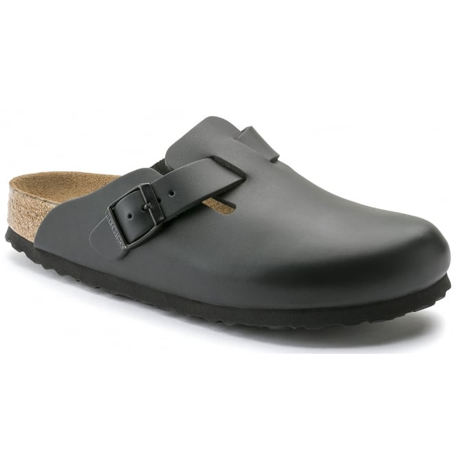 Birkenstock Boston SL SF Black 060411 REGULAR