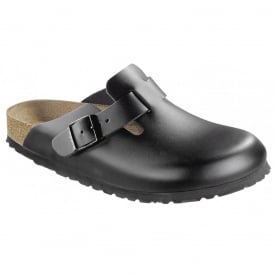 Birkenstock Clogs Boston 060191 Black, Classic clog