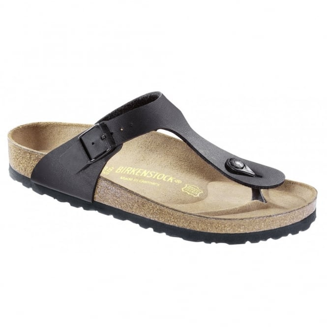 Birkenstock Gizeh 043691 Black REGULAR