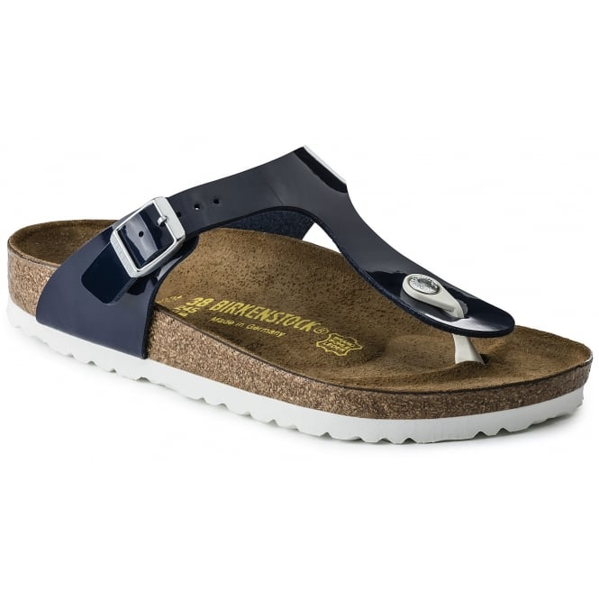 Birkenstock Gizeh 1005301 Dress Blue Regular, The best selling Birkie toe post REGULAR