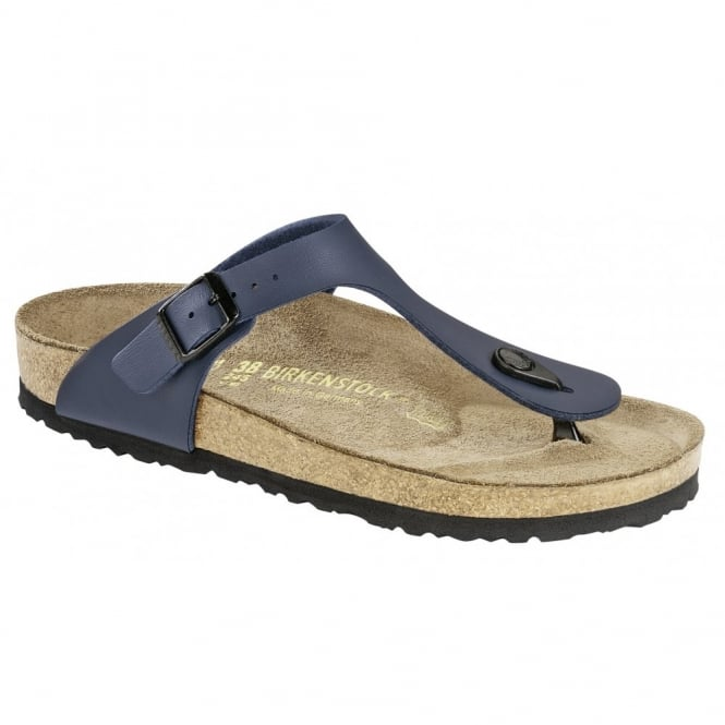Birkenstock Gizeh 143621 Blue, The best selling Birkie toe post REGULAR