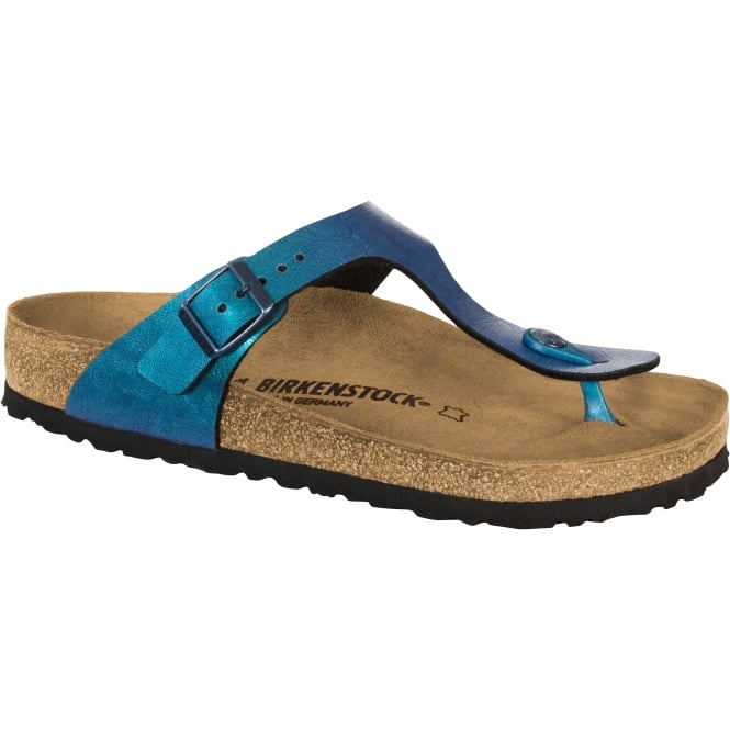 Birkenstock Gizeh BF 1012400 Graceful Gemm Blue REGULAR