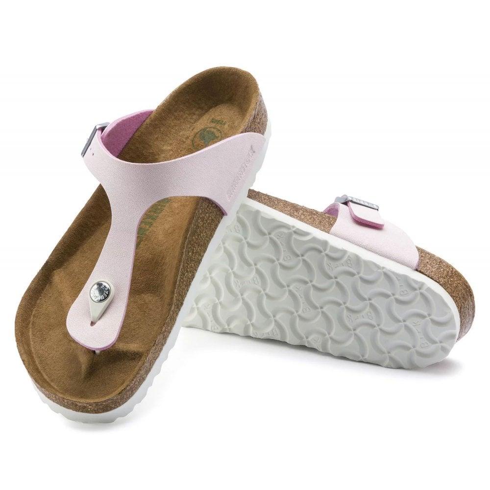 Birkenstock Gizeh BF (VEGAN) Sandal 1016630 Brushed Rose REGULAR