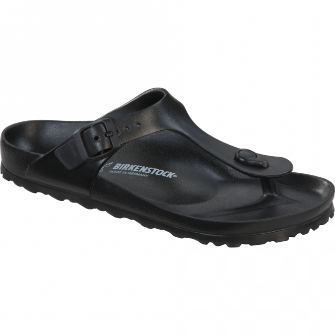 Birkenstock Gizeh EVA Black 128201, the beloved Gizeh classic but with a EVA twist