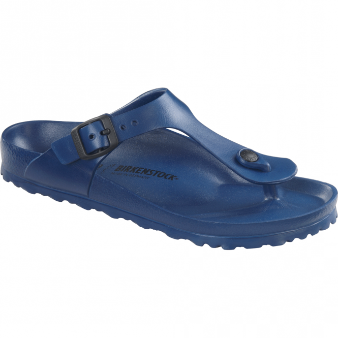 Birkenstock Gizeh EVA Navy 128211 the beloved Gizeh classic but with a EVA twist REGULAR