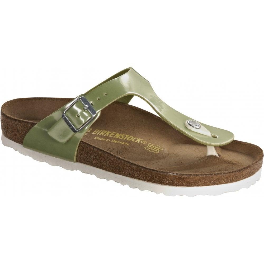 67f2de5bad685 Birkenstock Gizeh Pearly Apple 745241, The best selling Birkie toe post