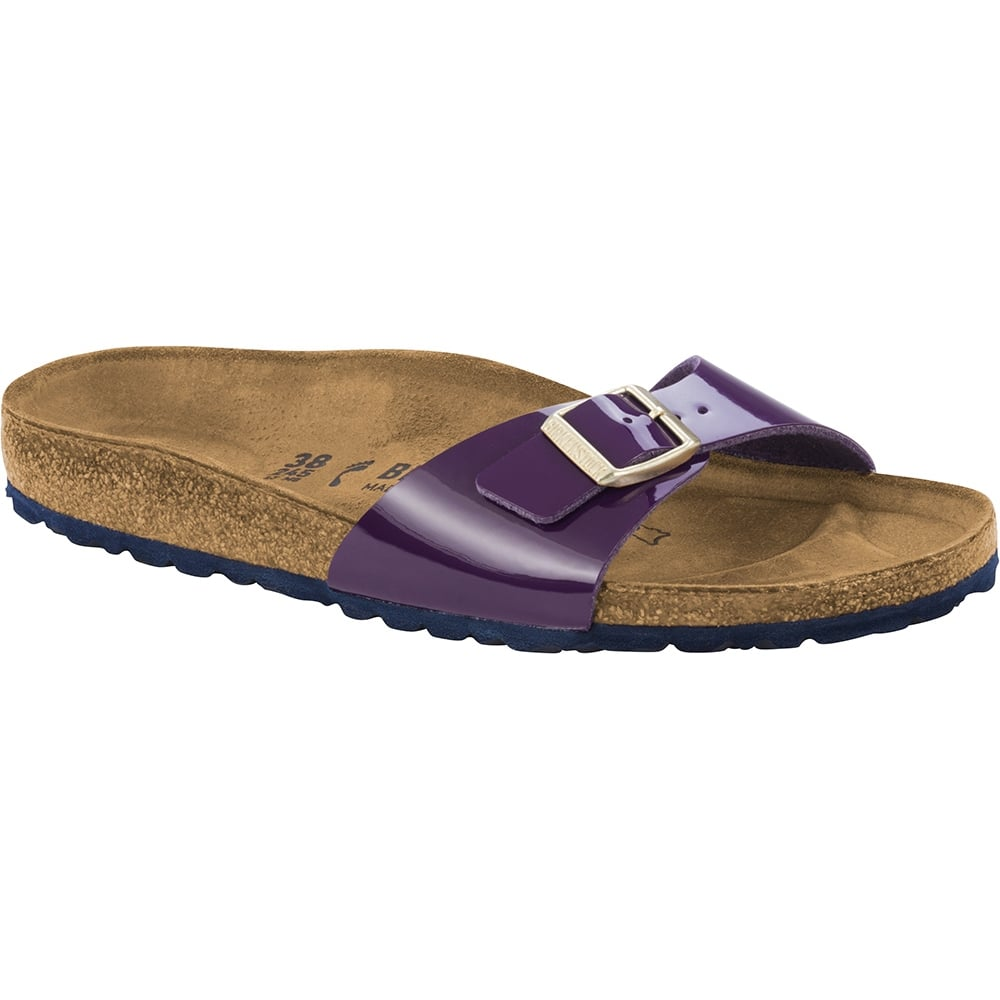 Birkenstock Madrid 1005238 Lilac/Blue regular, REGULAR