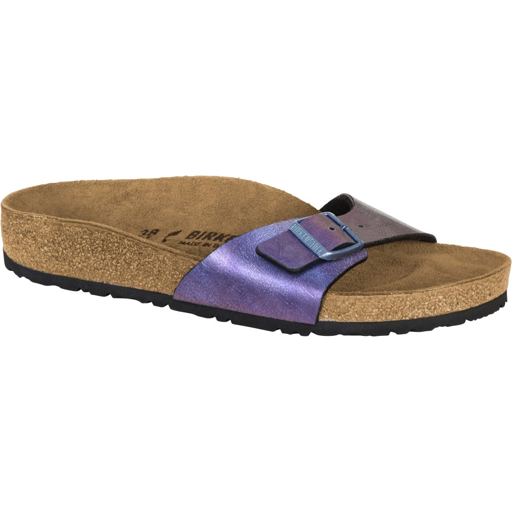 Birkenstock Madrid BF 1010951 Graceful Gemm Violet NARROW - Women ... 37fb121124d