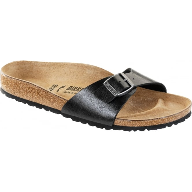 Birkenstock Madrid BF239673 Graceful Licorice NARROW