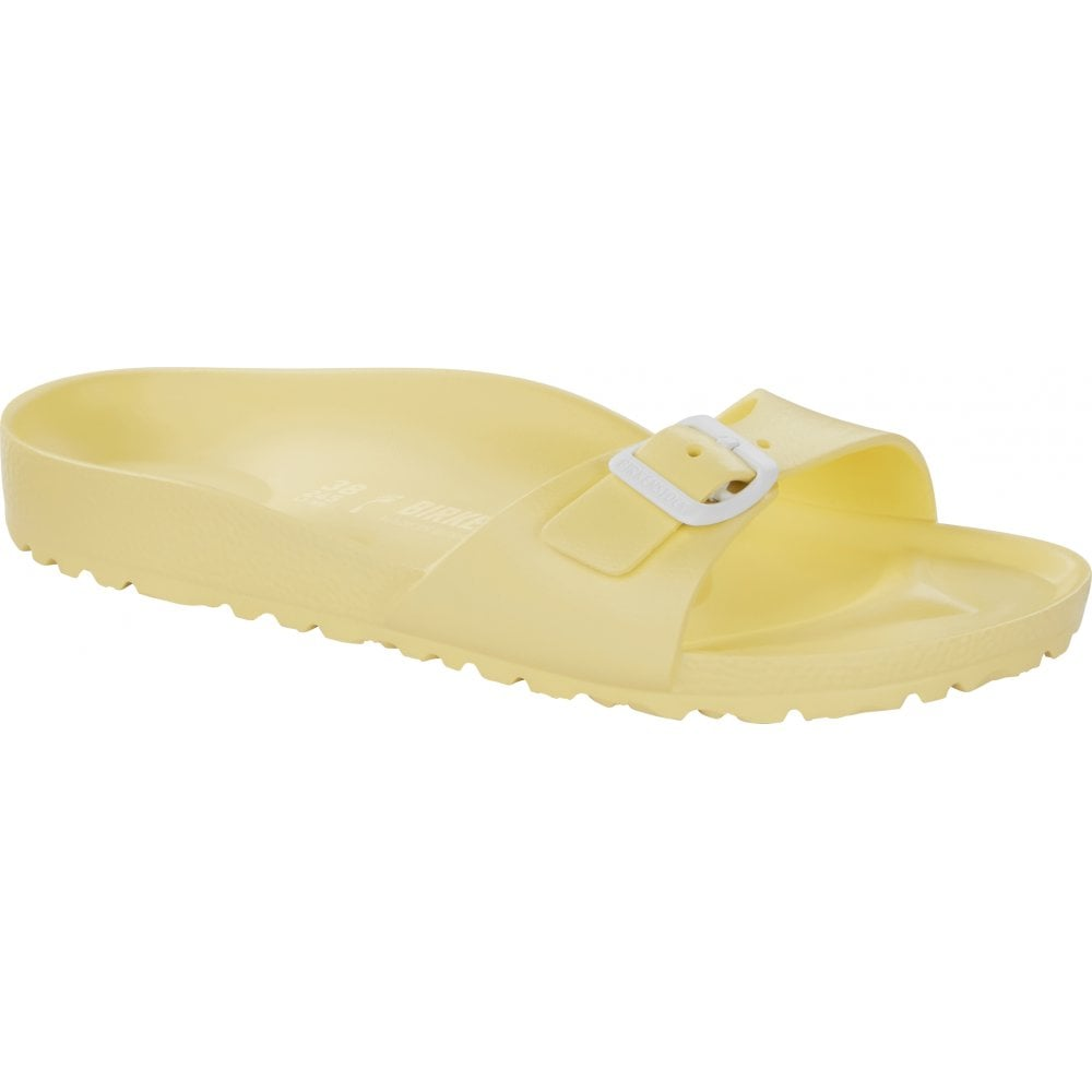 08b20c9f8ef Birkenstock Madrid E V A 1009146 Soft Yellow NARROW - Women from ...