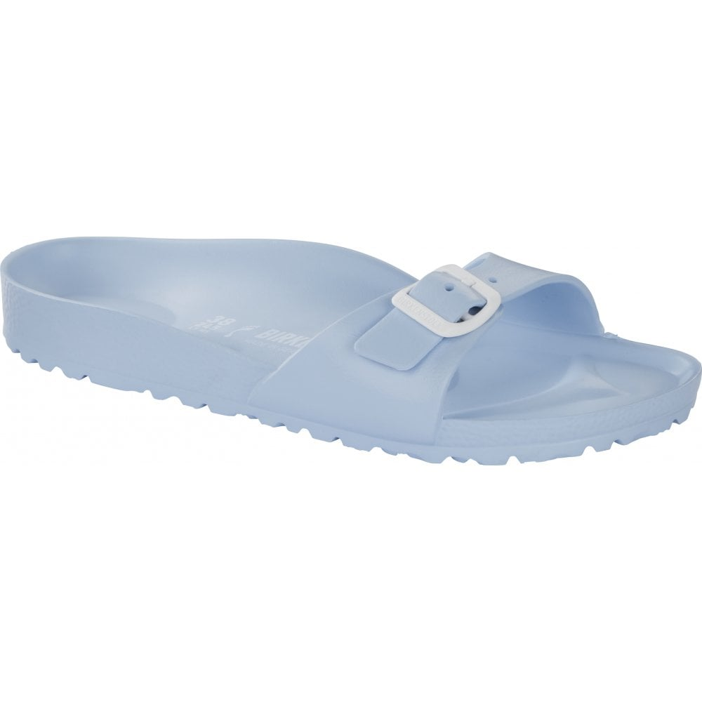 8a5bc4963d6 Birkenstock Madrid E V A 1009149 Soft Blue NARROW - Women from ...