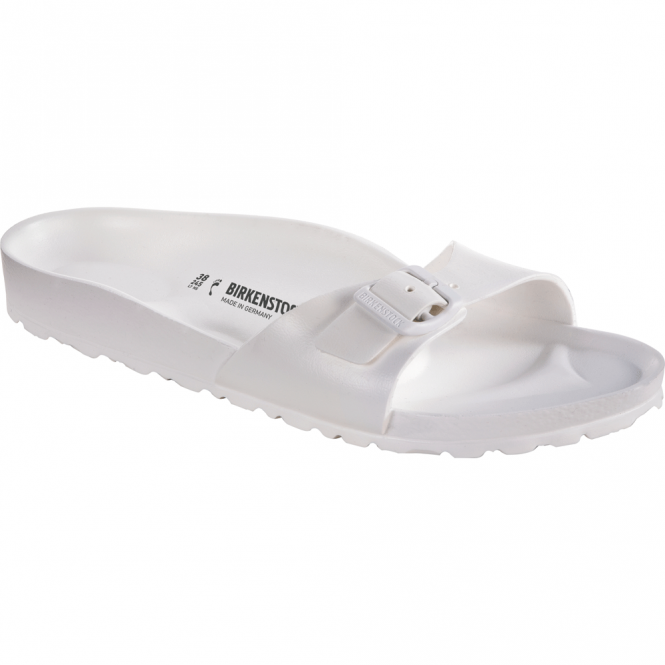 Birkenstock Madrid EVA White 128183, the beloved classic Madrid but with a EVA twist