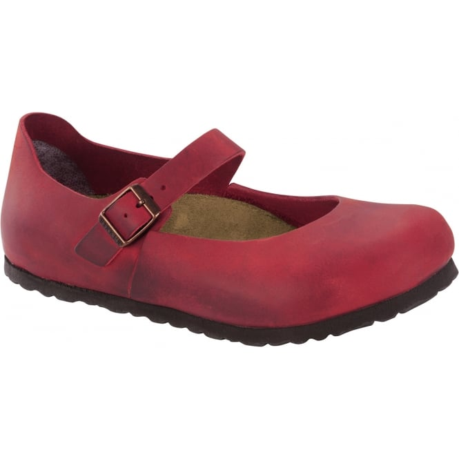 Birkenstock Mantova OL 1004605 Fire NARROW