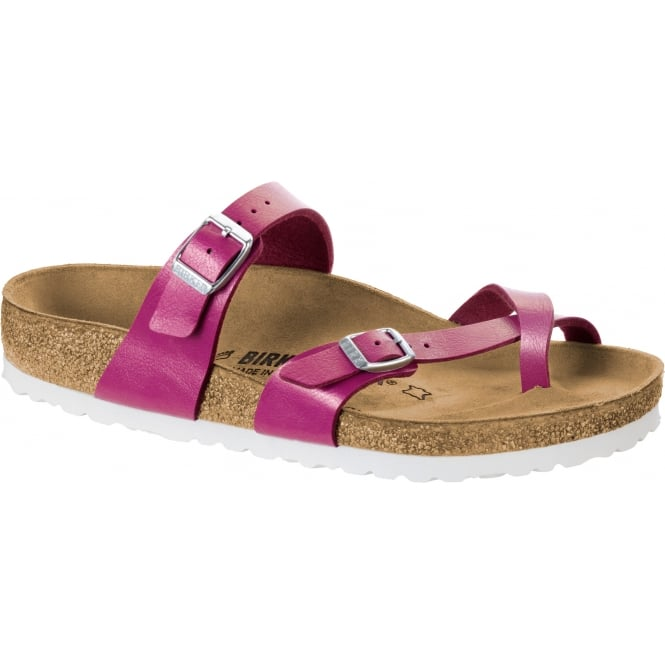 Birkenstock Mayari BF 1008839 Graceful Magenta Haze NARROW