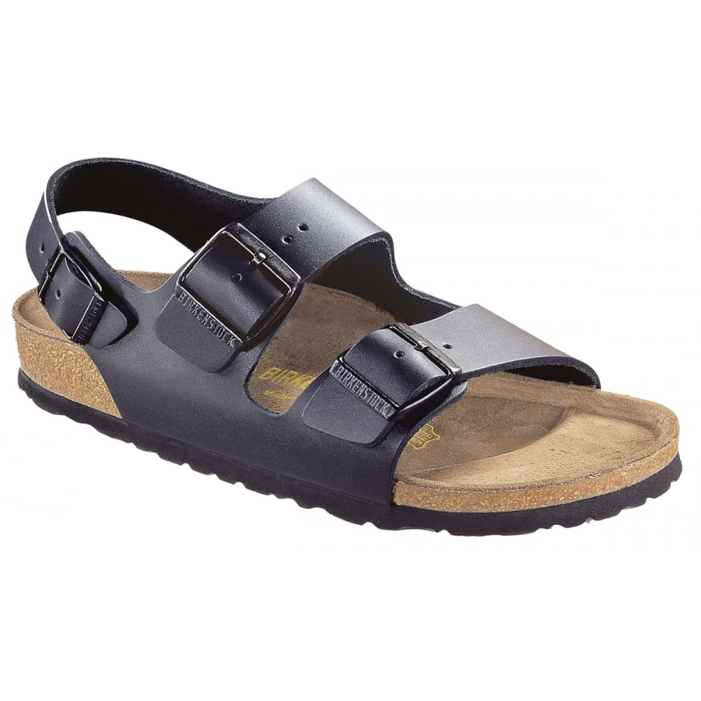 birkenstock milano bf 034791 black regular men from
