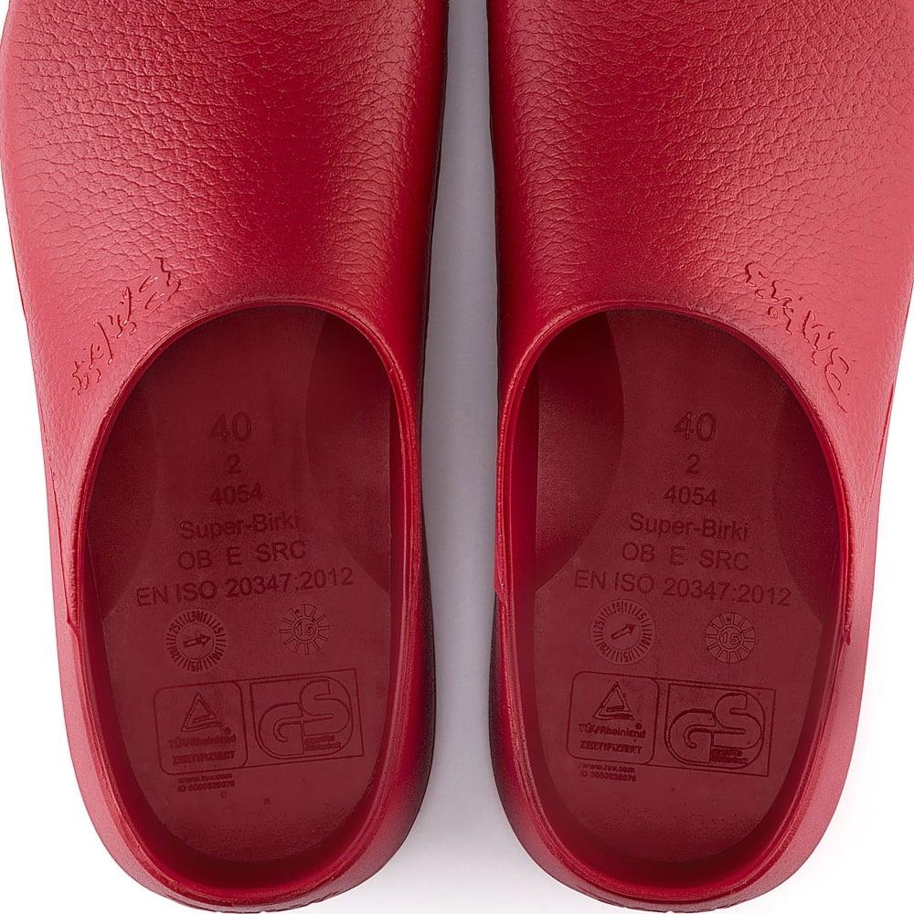 6a6c6526ff75e3 Birkenstock Super Birki 068031 Red
