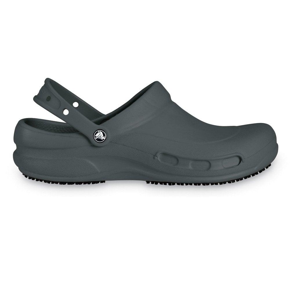 0484282875b3 Crocs Bistro Graphite-Mario Batali Edition