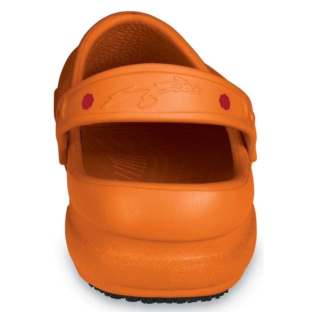 5abd4c450 Crocs Bistro Orange -Mario Batali Edition