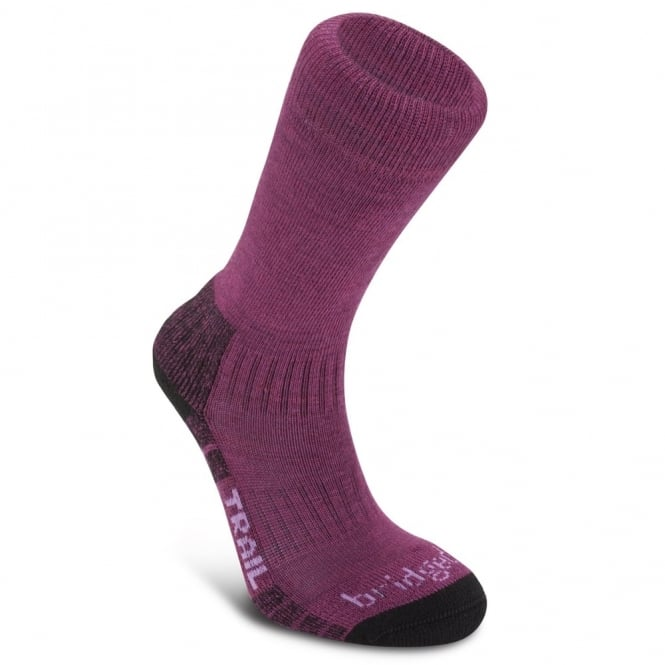 Bridgedale Women's Woolfusion Trail Berry 370