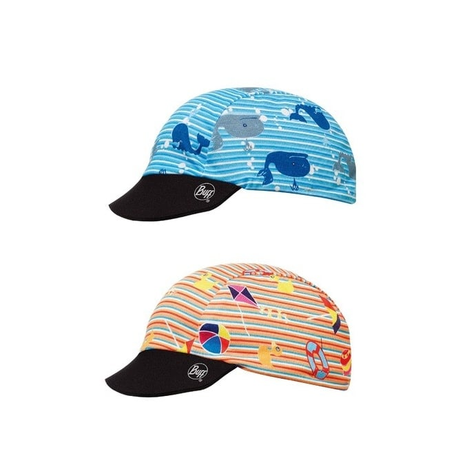 Buff Baby Cap Oceans, Protects from 98% of UV rays