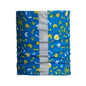 Buff Dog 2014 Toys Blue (S/M), Neckwear with reflective strip