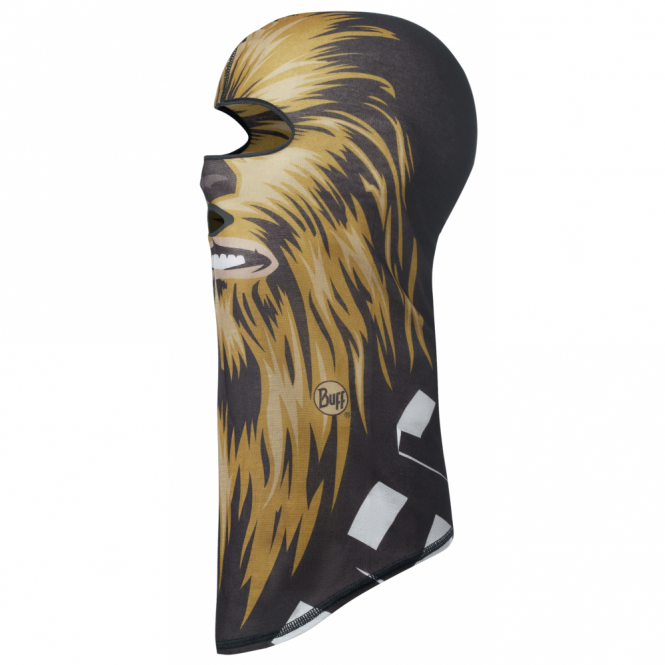 Buff Junior Balaclava Star Wars Chewbacca Brown, Made from 100% Polyester Microfibre and offers excellent breathability and humidity control