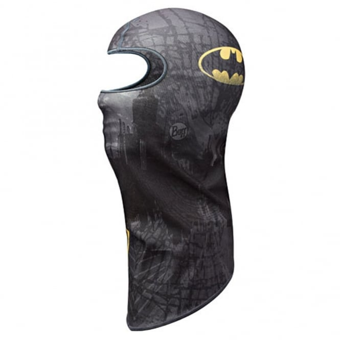 Buff Junior Balaclava Superheroes Batlight, Made from 100% Polyester Microfibre and offers excellent breathability and humidity control