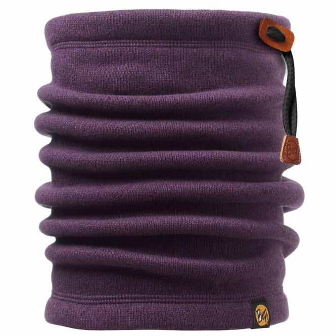 Buff Neckwarmer Thermal Purple Pennant, perfect to protect from extreme cold