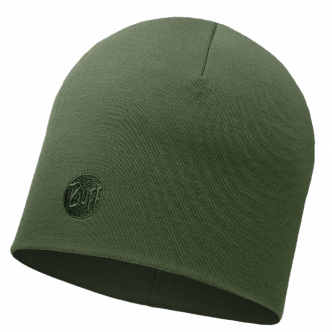 Buff Thermal Merino Wool Hat Cedar, ideal for out door activities or to protect from extreme cold weather