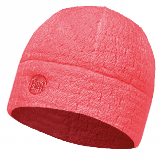 Buff Thermal Polar Fleece Hat Coral, perfect to protect against extreme colds